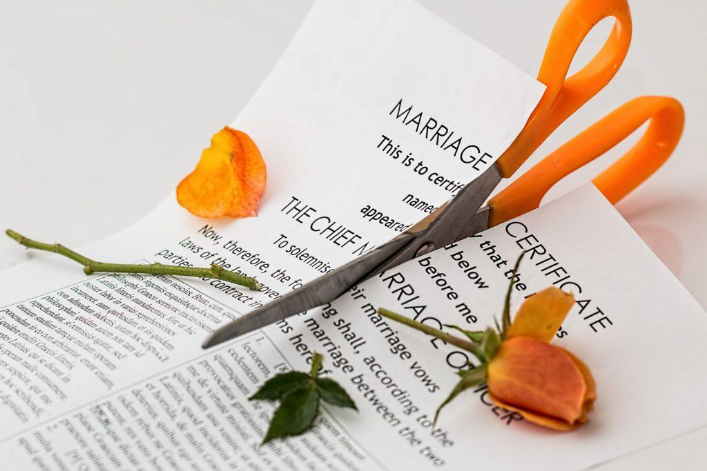 Нюансы расторжения брака