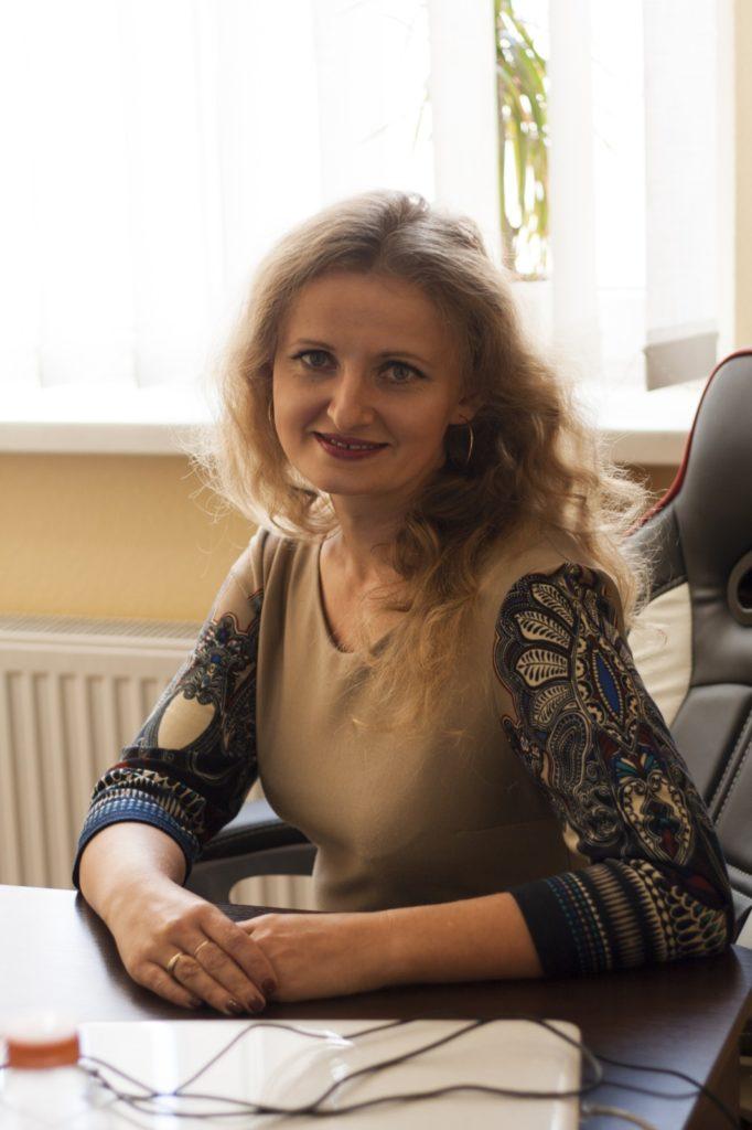 Юридическое сопровождение бизнеса в Харькове. Елена Очиченко.