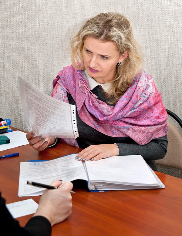 Адвокат по недвижимости Очиченко Елена Григорьевна в Харькове